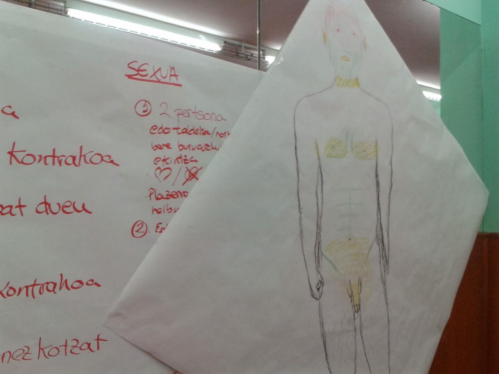 Educación de los sexos para monitorado