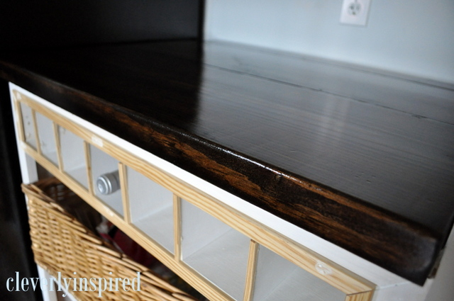 It Is Coming Together So Nice :) What Do You Think?? Are You Going To Make  A Wood Countertop Now?