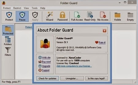 folder guard software free download