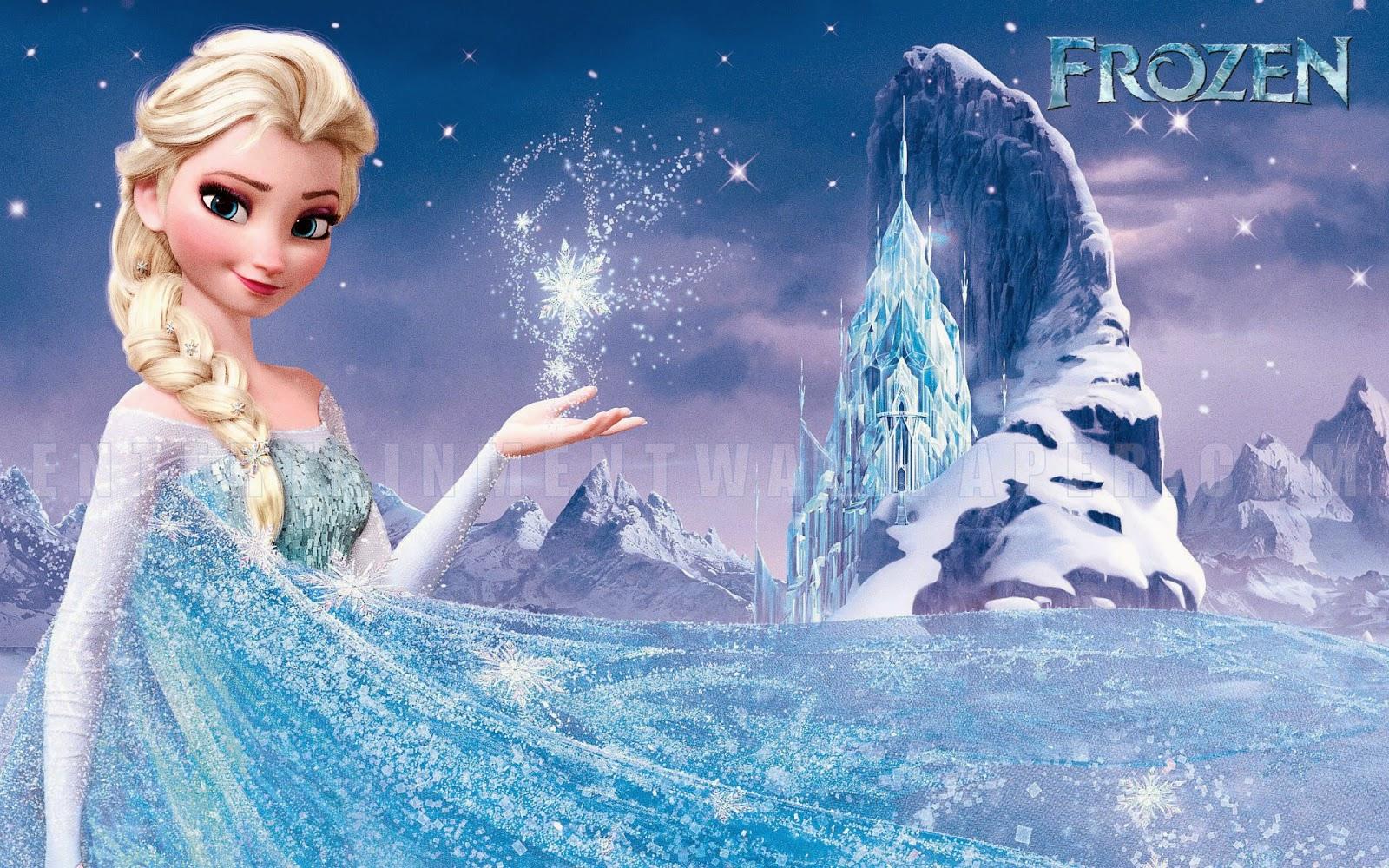 Elsa di frozen e spiderman wallpapers frozen film disney