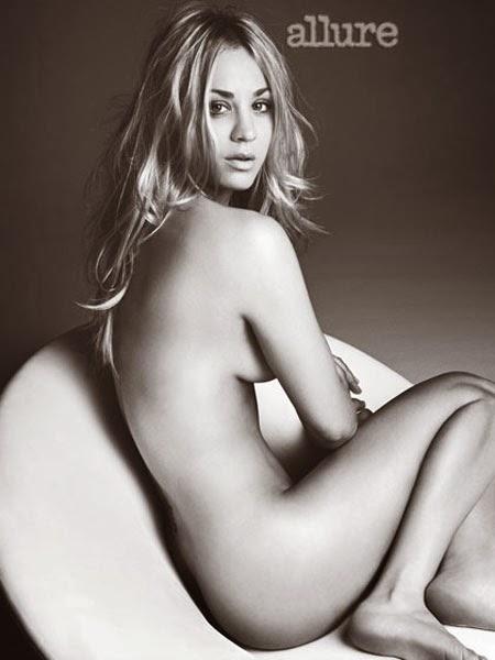 Desnudo de Kaley Cuoco