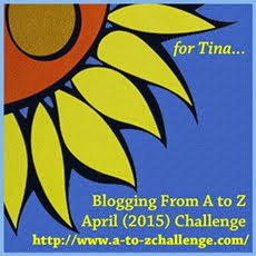 A to Z Challenge 2015