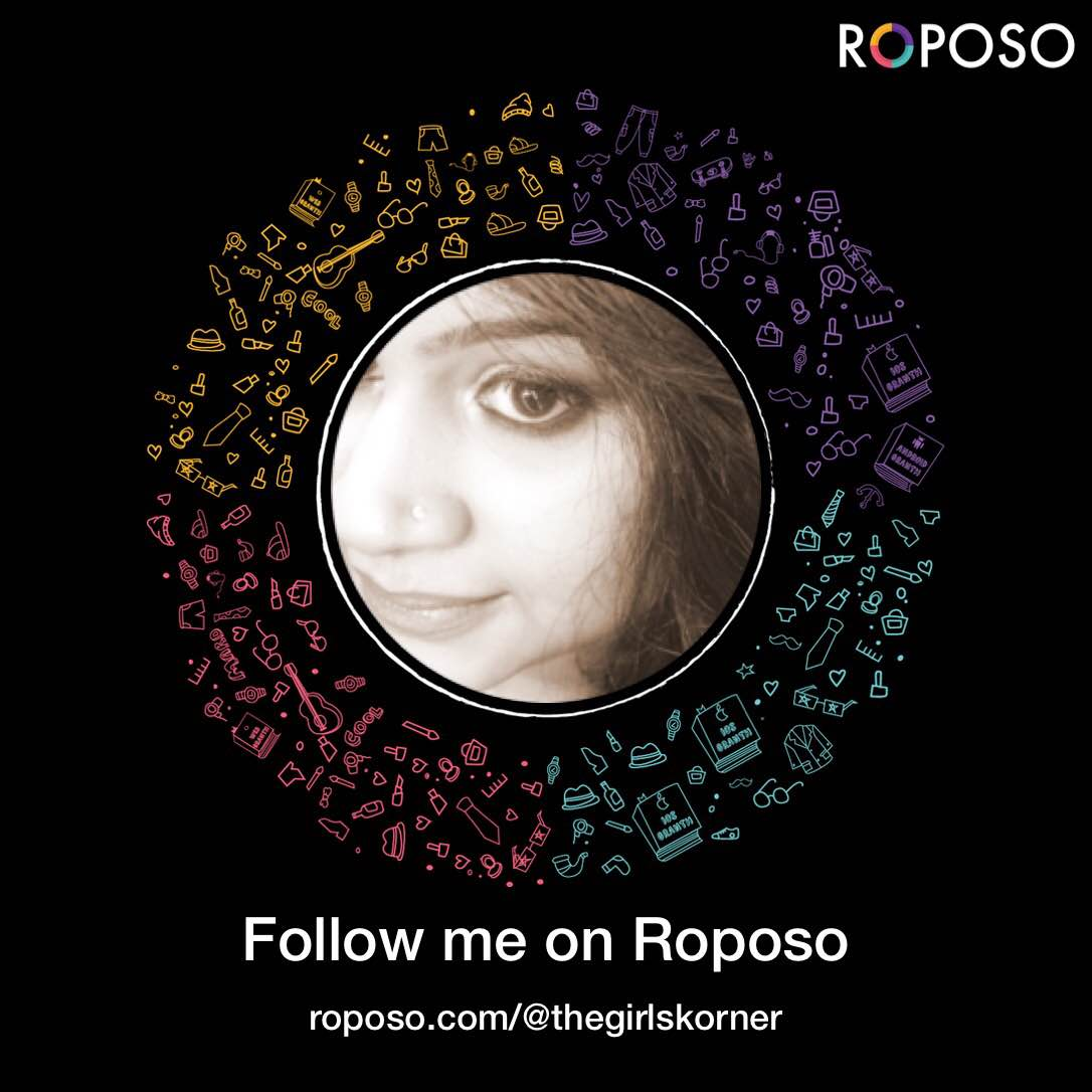 Follow Me On Roposo