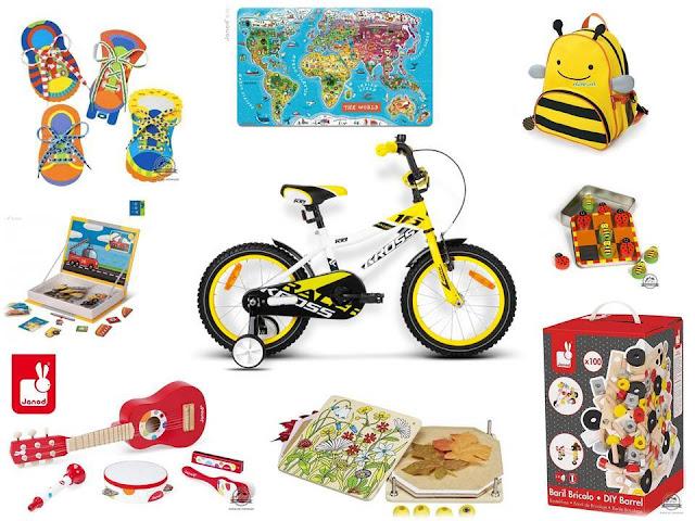 Pomysły na prezent dla 3-latka