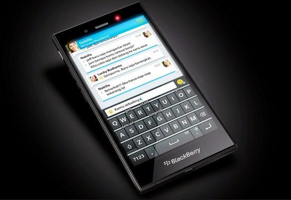 Spesifikasi lengkap blackberry Z3
