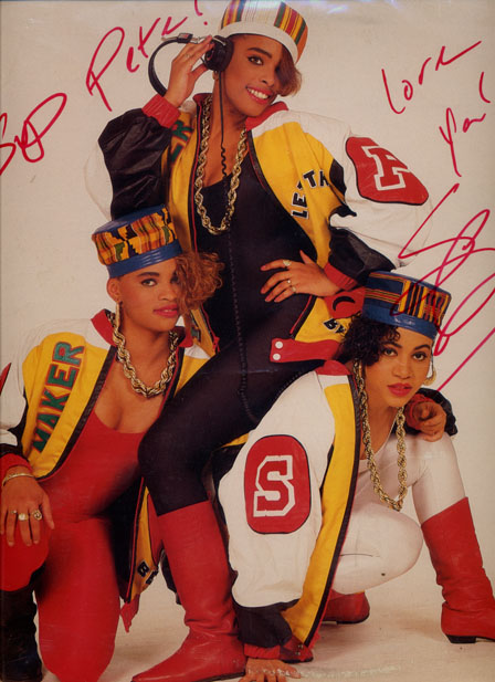 Fashion is everything what did hip hop fashion look like in the 1980