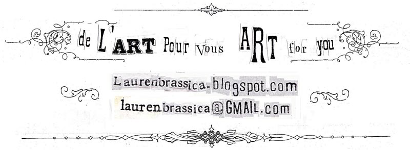 de l'art pour vous art for you