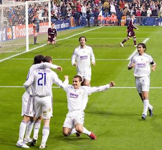 semifinal liga champions bayern munchen vs real madrid