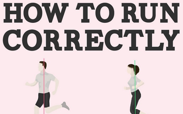 Image: How to Run Correctly #infographic