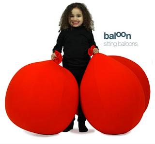 puf en forma globo de Florence Jaffrain per You Know