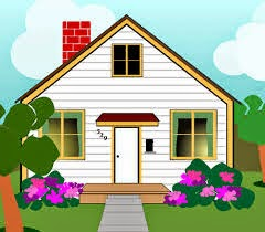 graphic of a house