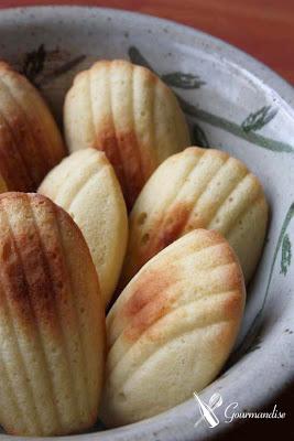 gourmandise madeleine melão
