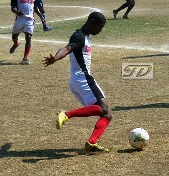 Fútbolista Santiago de Cuba