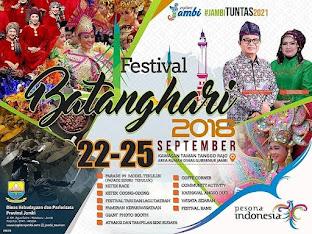 Festival Batanghari 2018