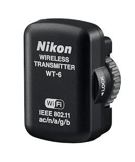Nikon Wireless Transmitter WT-6 WiFi IEEE 802.11