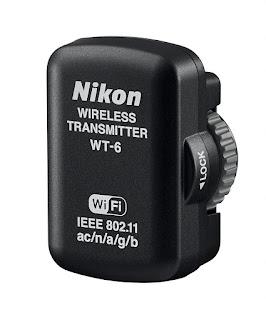 Nikon Wireless Transmitter WT-6 WiFi IEEE 802.11