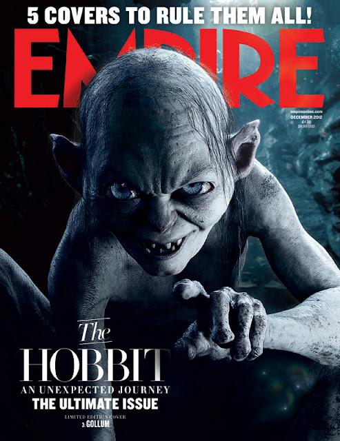 the hobbit an unexpected Journey, Gollum