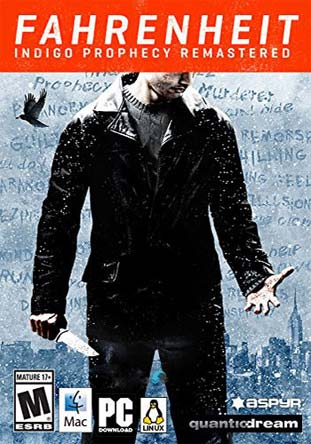 Fahrenheit Indigo Prophecy Remastered Download for PC