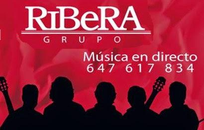 GRUPO RIBERA. MUSICA EN DIRECTO PARA TU BODA.