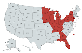 States Pip has been in