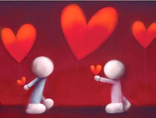 Gambar Kartun Hati Love