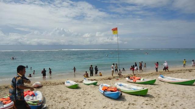 Menyusuri Pulau Dewata: Pasir Putih Pantai Pandawa