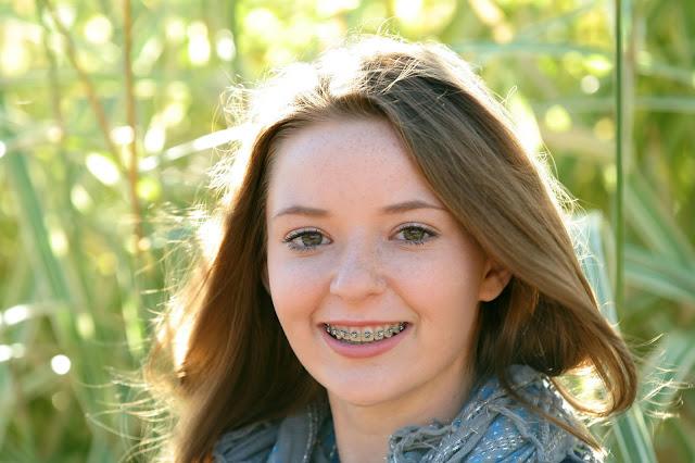 Girl Senior Portrait
