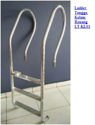 Ladder Tangga Kolam Renang