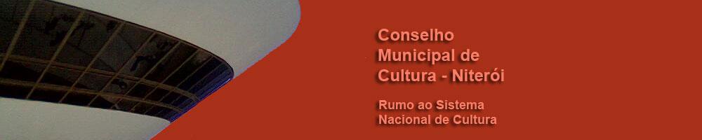 Conselho Municipal de Cultura de Niterói - RJ