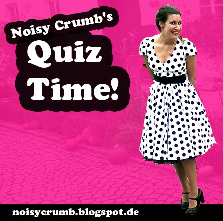 Test your musical knowledge with Noisy Crumb!