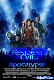 Vùng Đất Quỷ Dữ 2: Cuốn Sách Khải Huyền - Resident Evil: Apocalypse