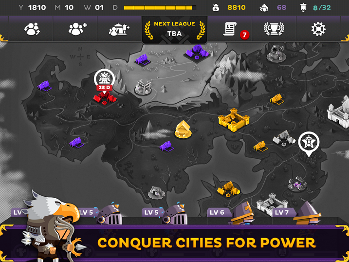King's League Odyssey MOD APK