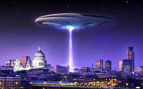 Astronauta diz que visitas de extraterrestres são reais