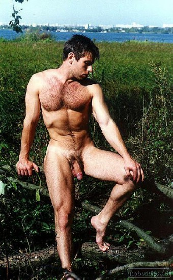 Are Male nude photos outside