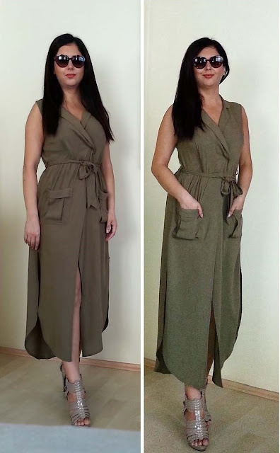 Khaki Dress, Dress
