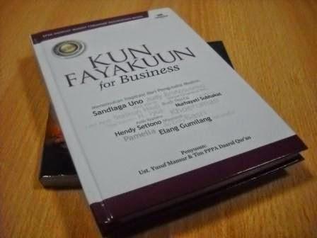 Resensi Buku: KUN FAYAKUUN for Business