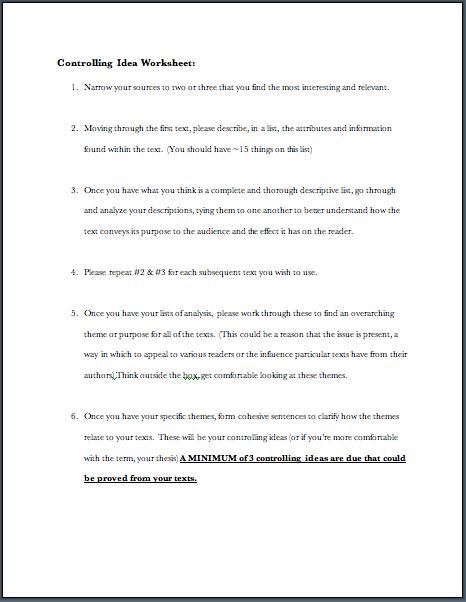 Sat Essay Examples Bank