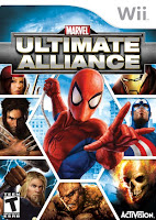 Marvel: Ultimate Alliance – Wii