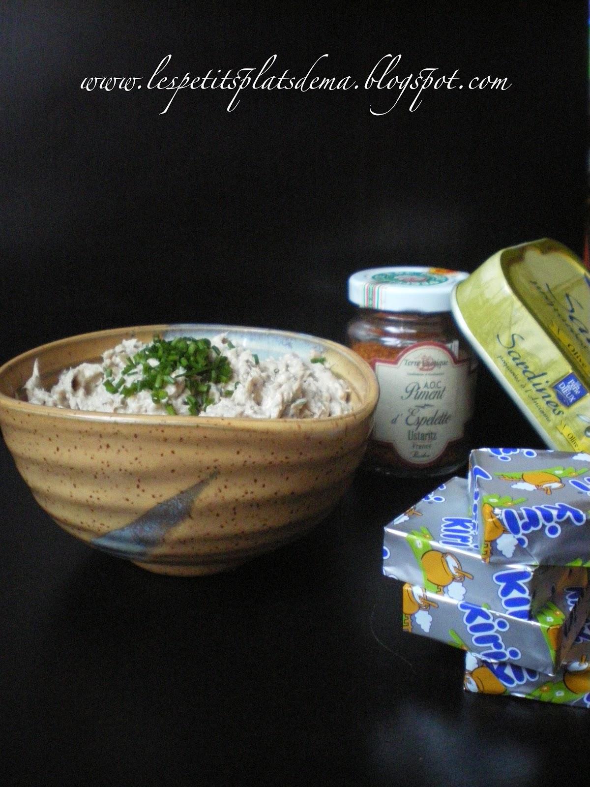 halves sardine rillettes donostia foods rillettes de sardines à la ...