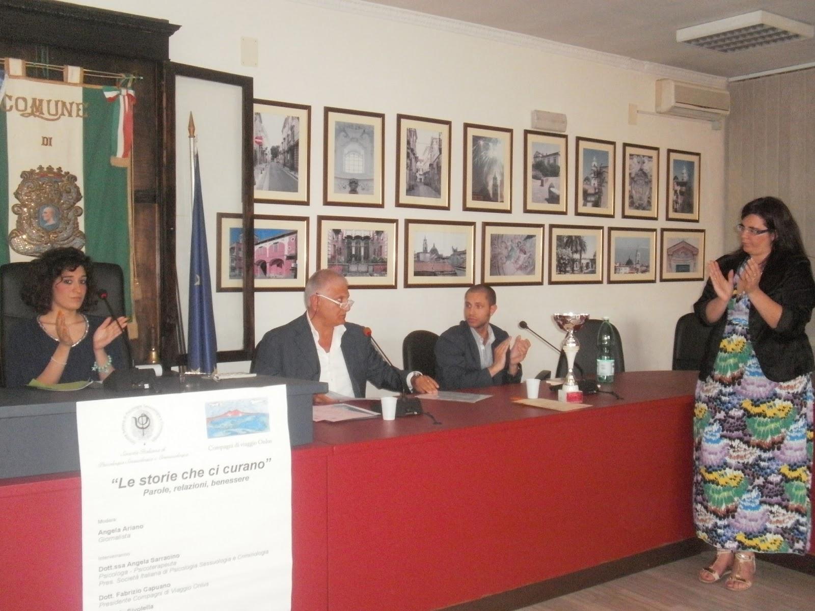 L amministrazione snobba uno dei rari eventi culturali for Societa italiana di criminologia