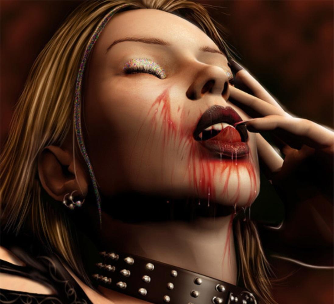 Vampiress defloration sexy pics