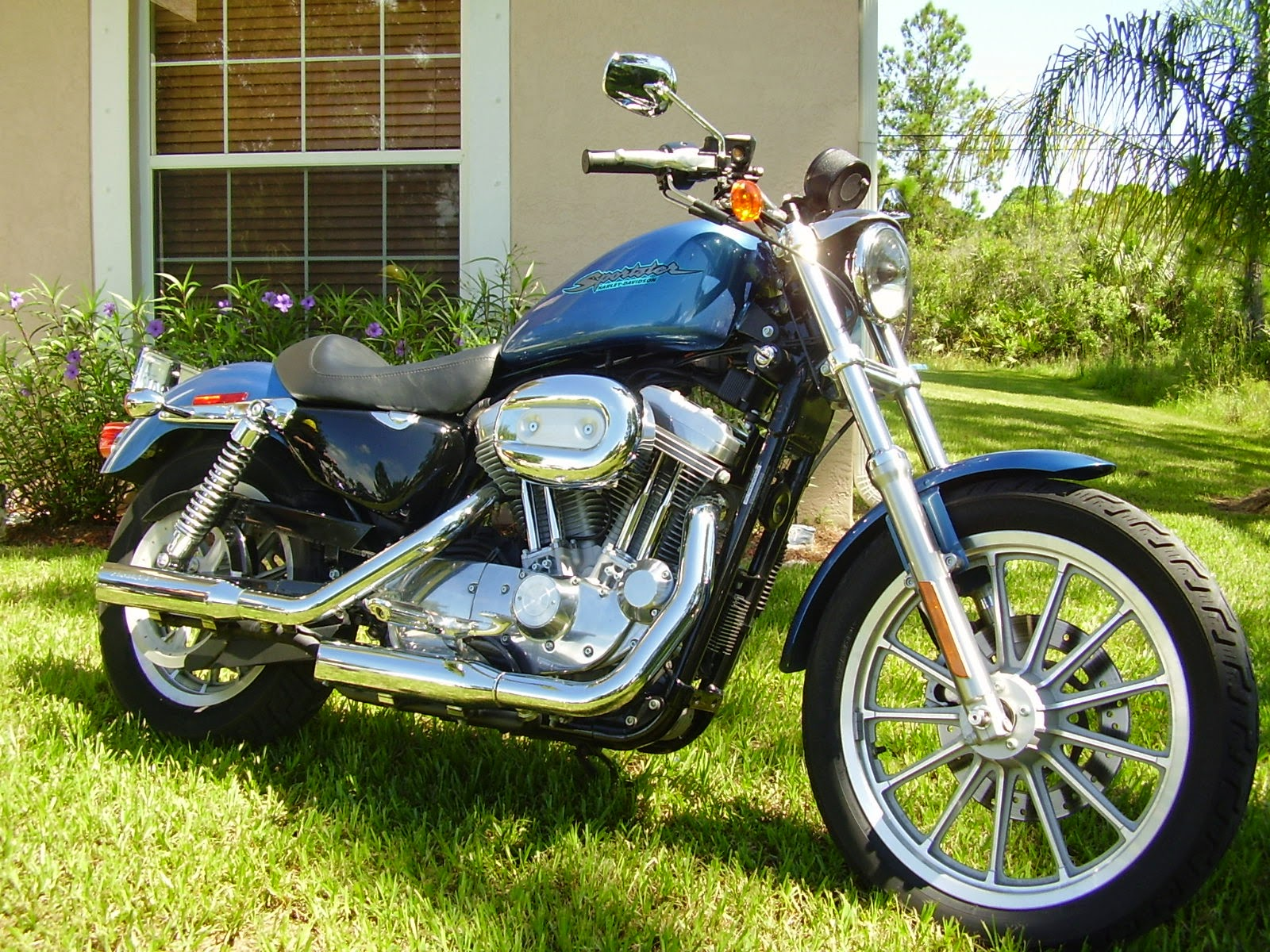 harley davidson sportster models owner 39 s manual 2005. Black Bedroom Furniture Sets. Home Design Ideas