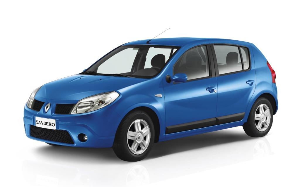 Dacia sandero auto immagini for Dacia immagini