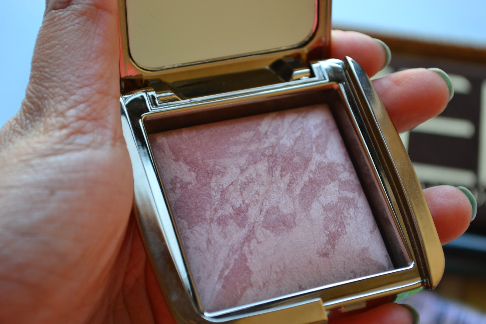 Hourglass Ambient Blush Mood Exposure