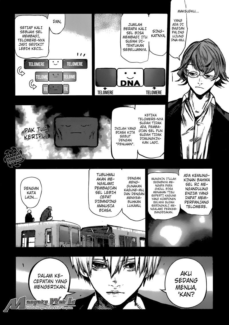 Tokyo Ghoul:re Chapter 131-8