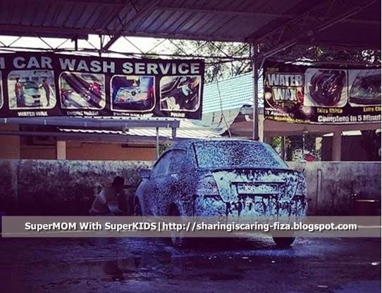 Car Wash Service Pon Dah Naik Harga
