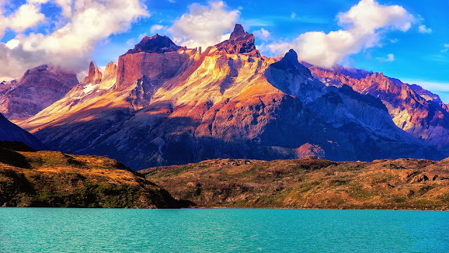 National Park Chile HD Wallpaper