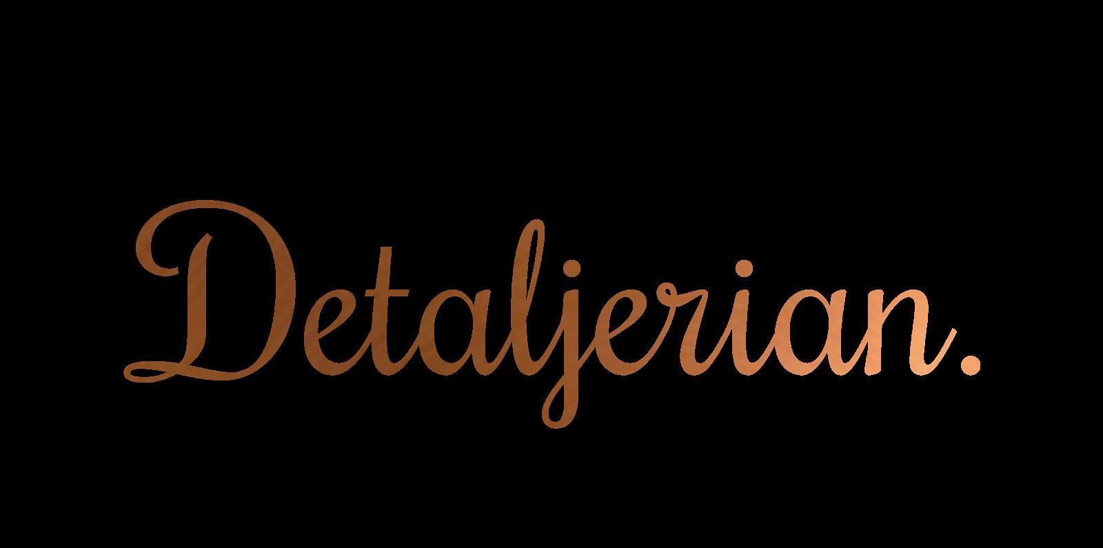 DETALJERIAN