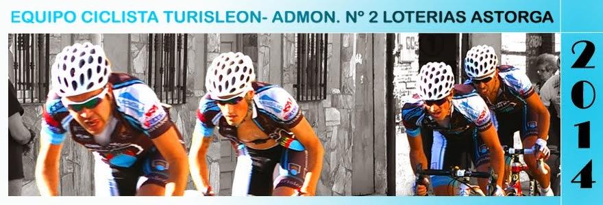 Equipo Ciclista TurisLeón- Administracion Nº 2 Loterias Astorga