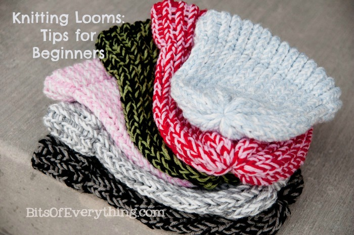 Knitting Loom Hats Tips For Beginners Bits Of Everything